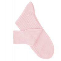 Light Pink Lisle Socks