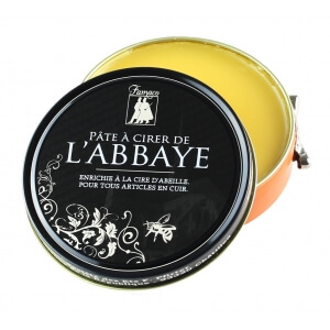 Famaco Abbey Beeswax Yellow Shoe Polish Paste
