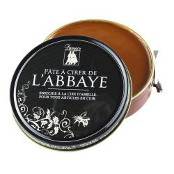 Famaco Abbey Light Brown Shoe Polish Paste
