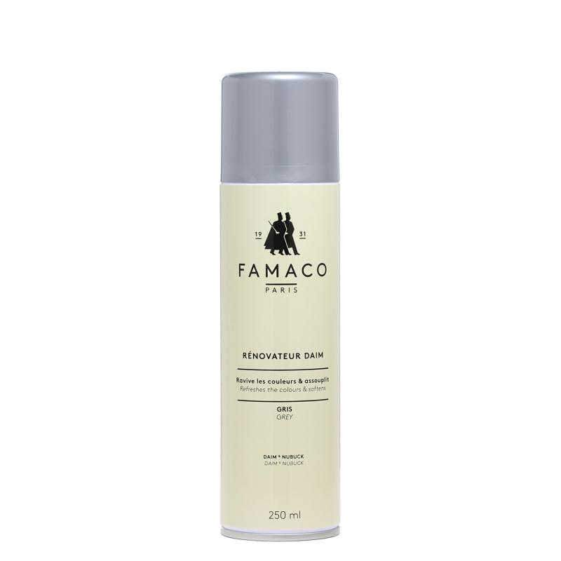 Famaco Grey Suede Renovator