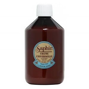 Saphir Multi Purpose Leather Cleaner 500ml