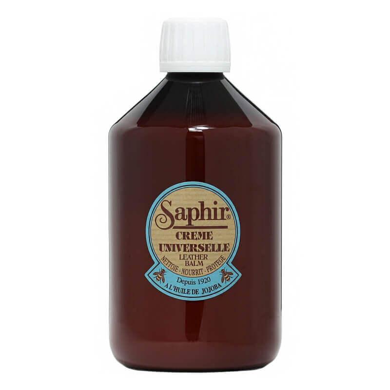 Saphir Multi Purpose Leather Cleaner 500ml