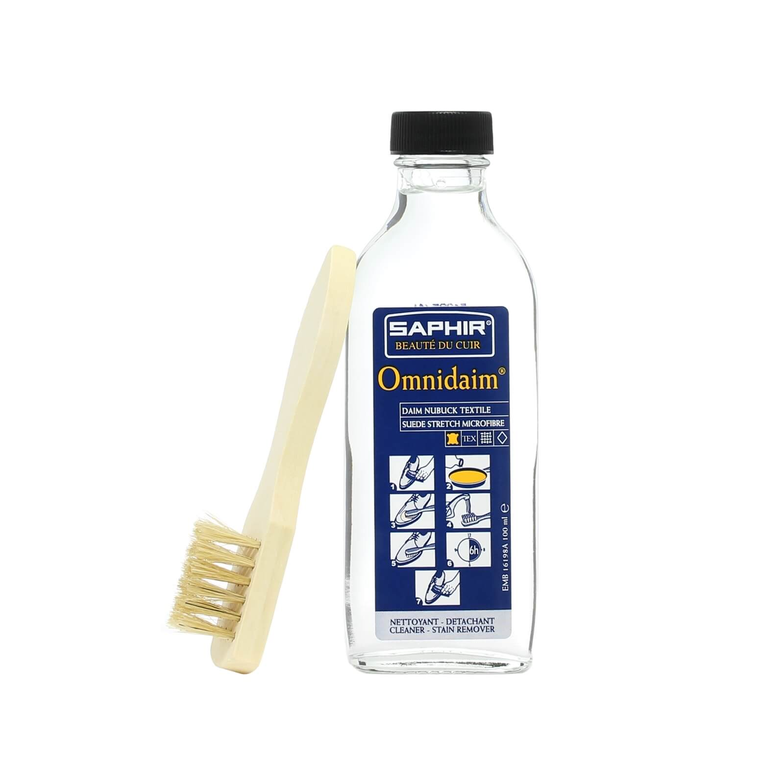 saphir omnidaim suede cleaner for shoes