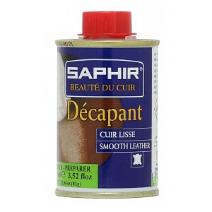 Saphir Colour Remover - 100ml