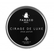 Famaco Blue Shoe Polish