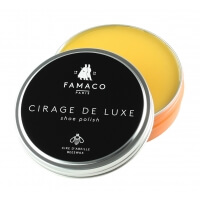 Famaco Beeswax Yellow Shoe Polish
