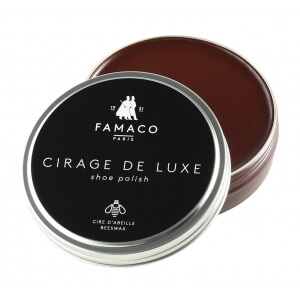 Pâte de cirage FAMACO Marron