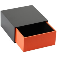 Coffret cirage Intendant Orange