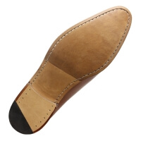 Half Stitched Leather Sole Repair