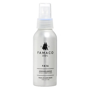 Travel Leather Softening by Famaco