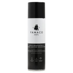 Spray entretien cuir gras