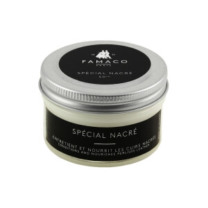 Pearly Leather Shoe Cream