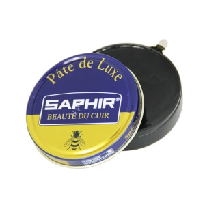 Saphir Black Deluxe Shoe Polish