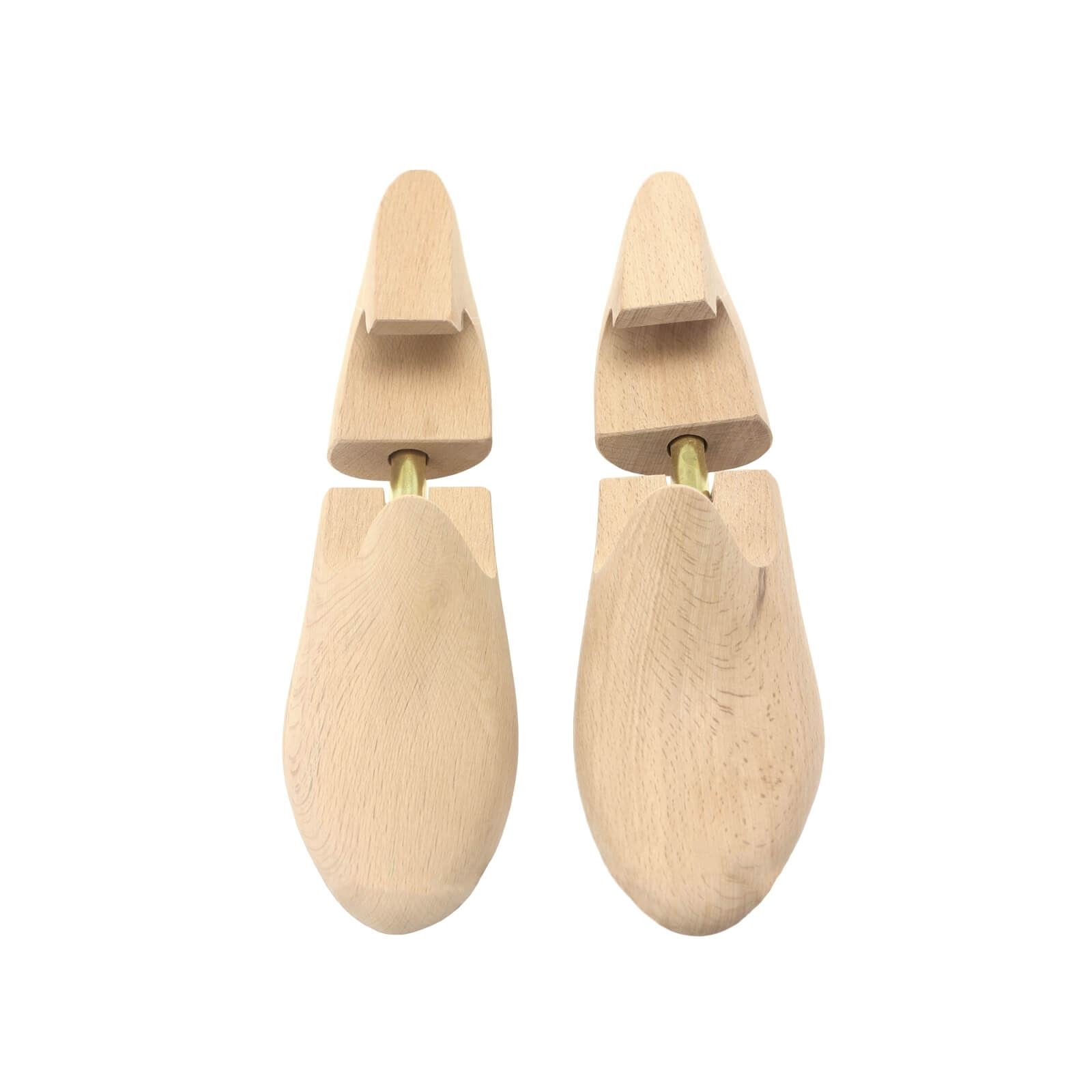 wooden high heel shoe trees for