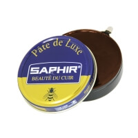 Saphir Medium Brown Deluxe Shoe Polish