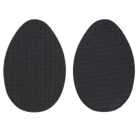 Famaco Black Anti-Slip Self-Adhesive Pads
