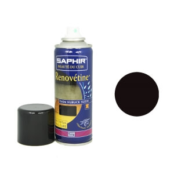 Rénovateur daim marron foncé SAPHIR - Renovétine aérosol