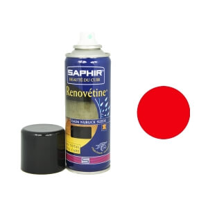 Saphir Red Suede Renovator Spray