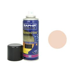 Rénovateur daim beige SAPHIR - Renovétine aérosol