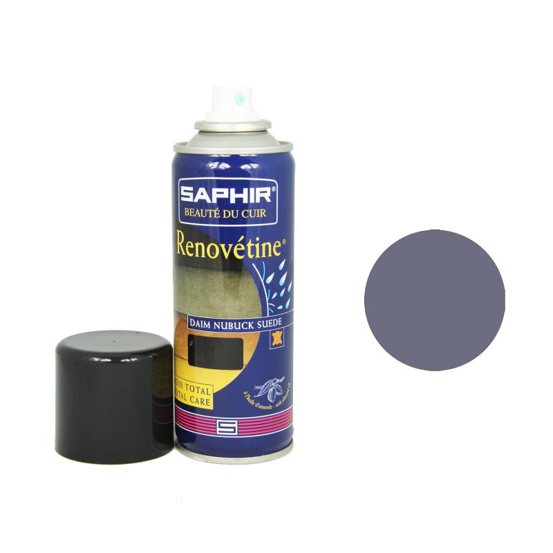 Rénovateur daim gris SAPHIR - Renovétine aérosol