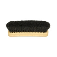 Large Black Shoe Shine Brush