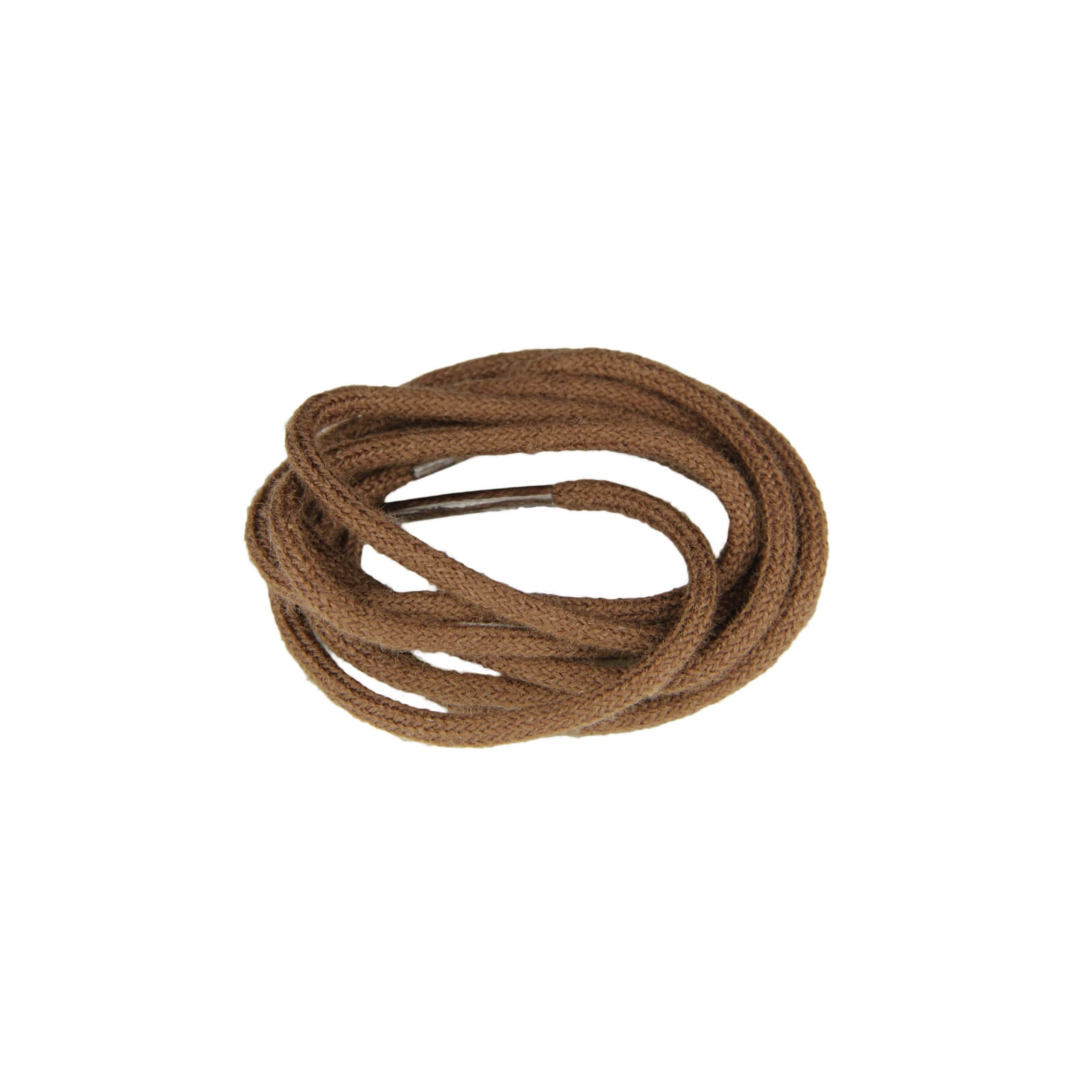 Brown Round Shoe Strings