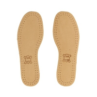 Saphir Leather and Latex Insoles for Kids