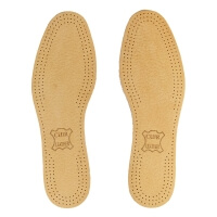 Saphir Leather and Cork Insoles