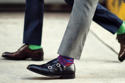 How to wear socks: A men's guide to match your socks